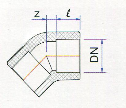 Chi tiết chếch PPR UV tiền phong
